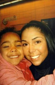 Bryce Kasota and her daughter Ayana (image via kplu.org)