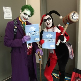 These jokers love graphic medicine!
