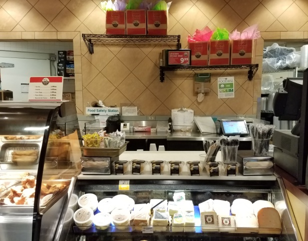 grocery store deli