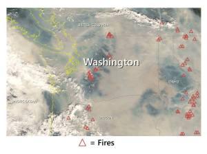 WA fires