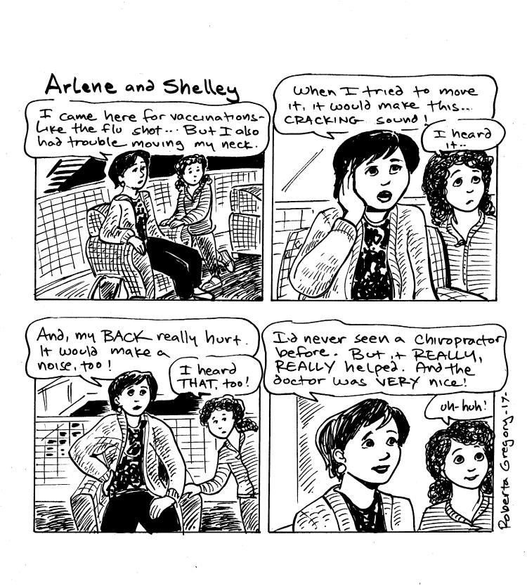 Arlene by Roberta Gregory