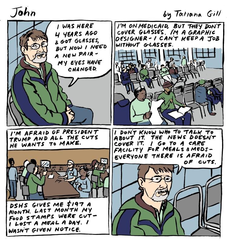 John_Color by Tatiana Gill