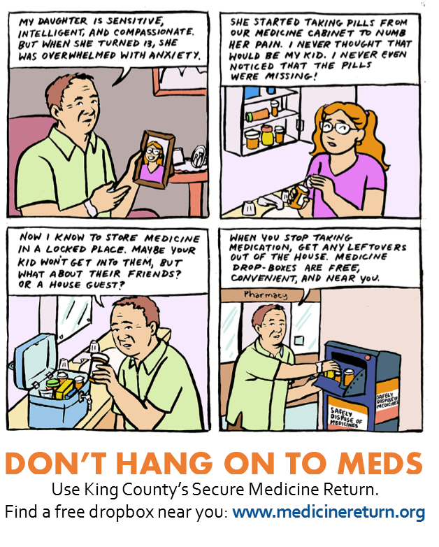 Don't Hang on to Meds: A Dad's Story
