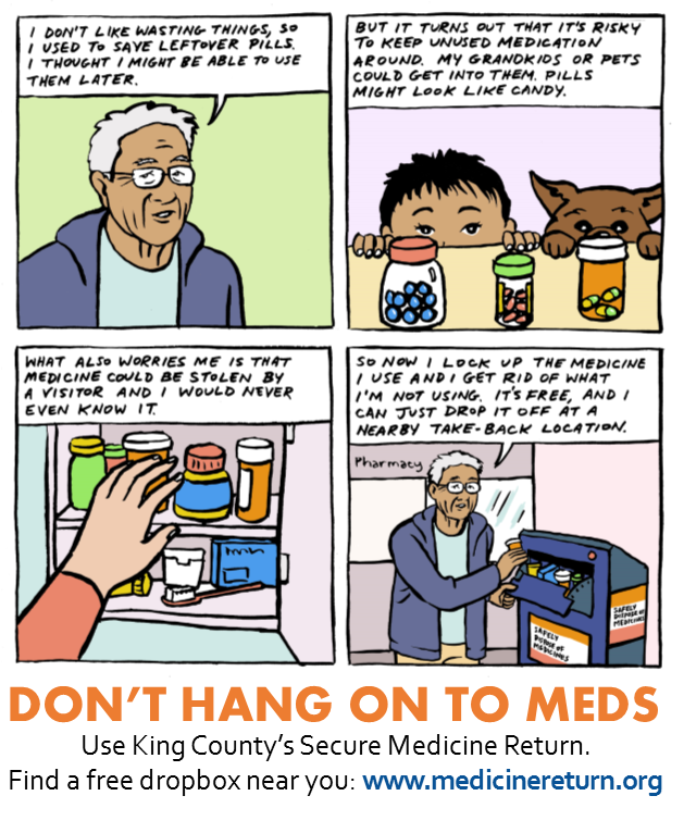 Don't Hang on to Meds: A Grandparent's Story