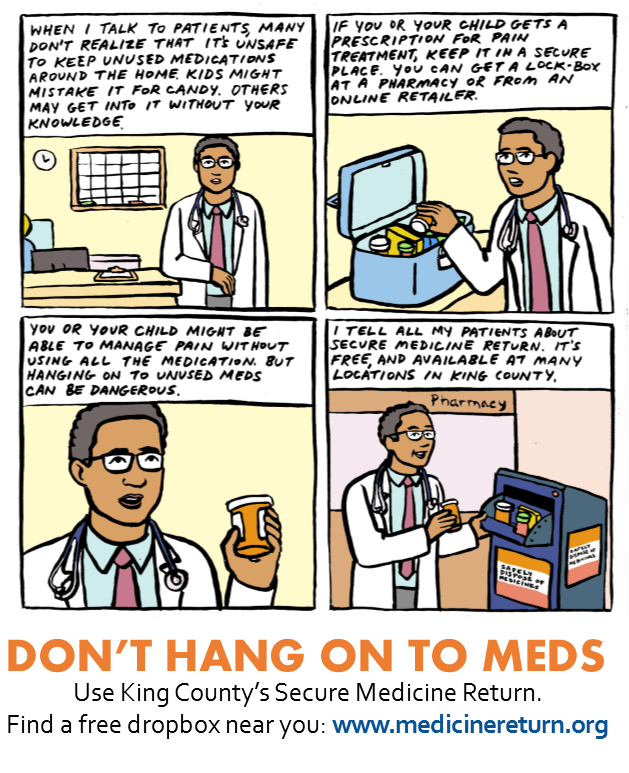 Don't Hang on to Meds: A Healthcare Provider's Story