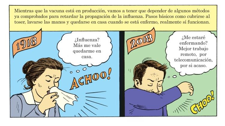 Pandemic Layout 11B en Espanol