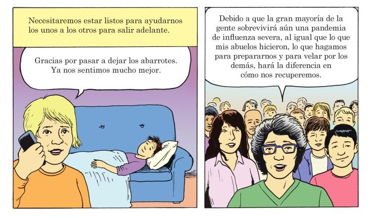 Pandemic Layout 12B en Espanol