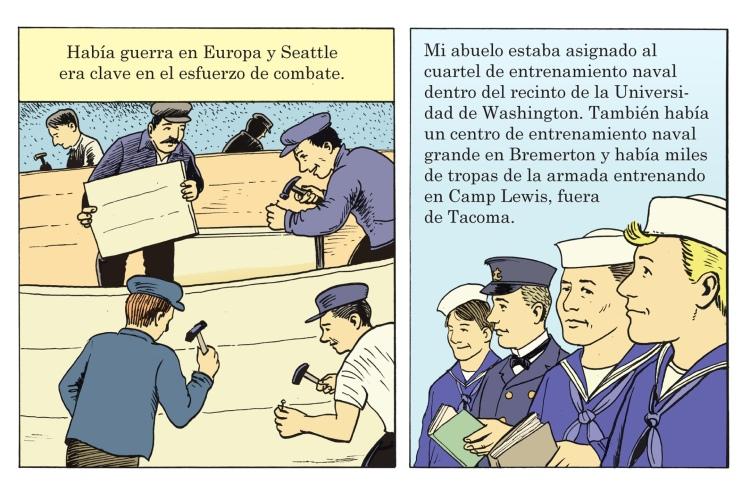 Pandemic panel 1B Spanish